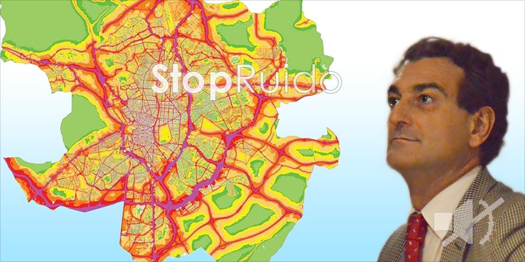 Mapas del Ruido, Madrid