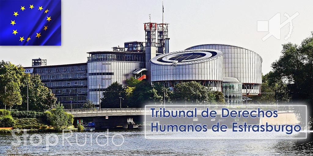 El Tribunal de Derechos Humanos condena a España por ruidos