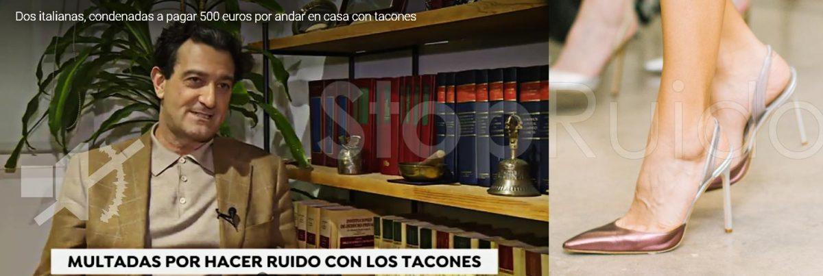 Multas de 500€ por llevar TACONES en Casa